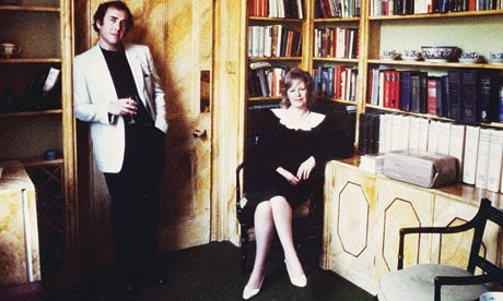 Mr Harold Pinter and Lady Antonia Fraser