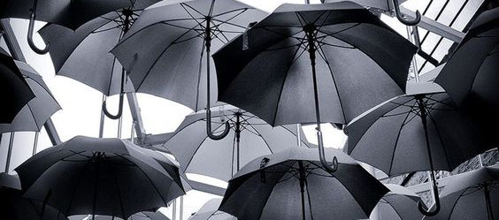 The Day Pinter's Umbrellas was Found Again