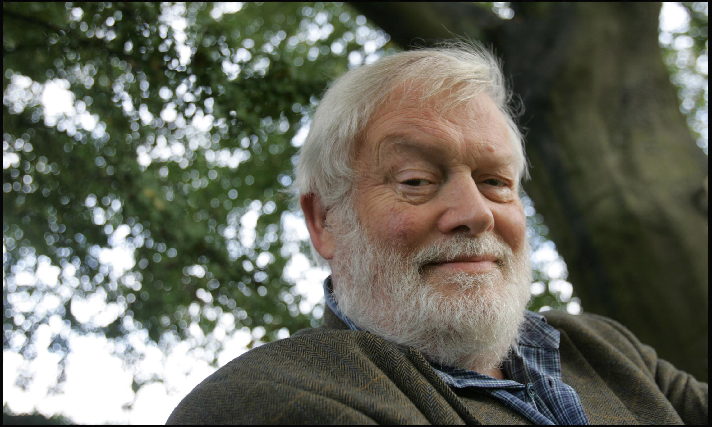 Michael Longley has been awarded the PEN Pinter Prize 2017