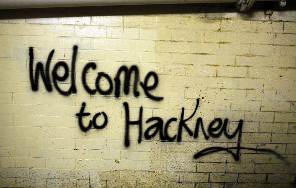 Welcome to Hackney, East London