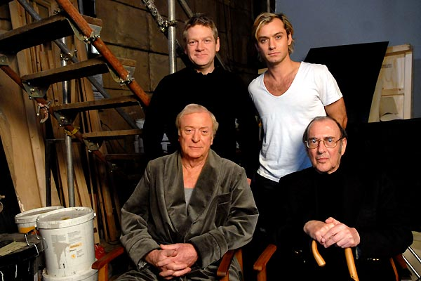 Harold Pinter, Michael Cane, Jude Law, Kenneth Branagh