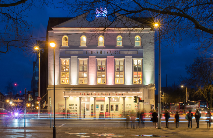 Happy Birthday Old Vic!