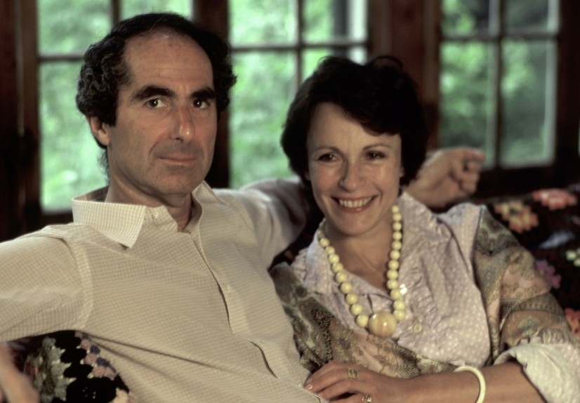 Philip Roth Claire Bloom