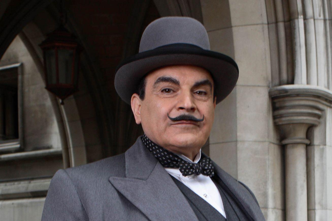 "And Pinter said ""no"" to Hercule Poirot!"