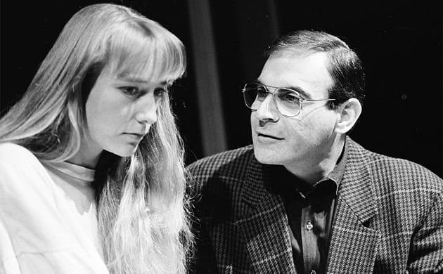 Lia Williams, David Suchet, Oleanna