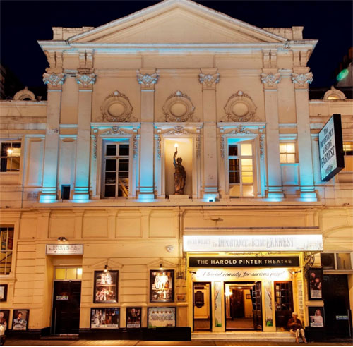 Happy Birthday Harold Pinter Theatre!