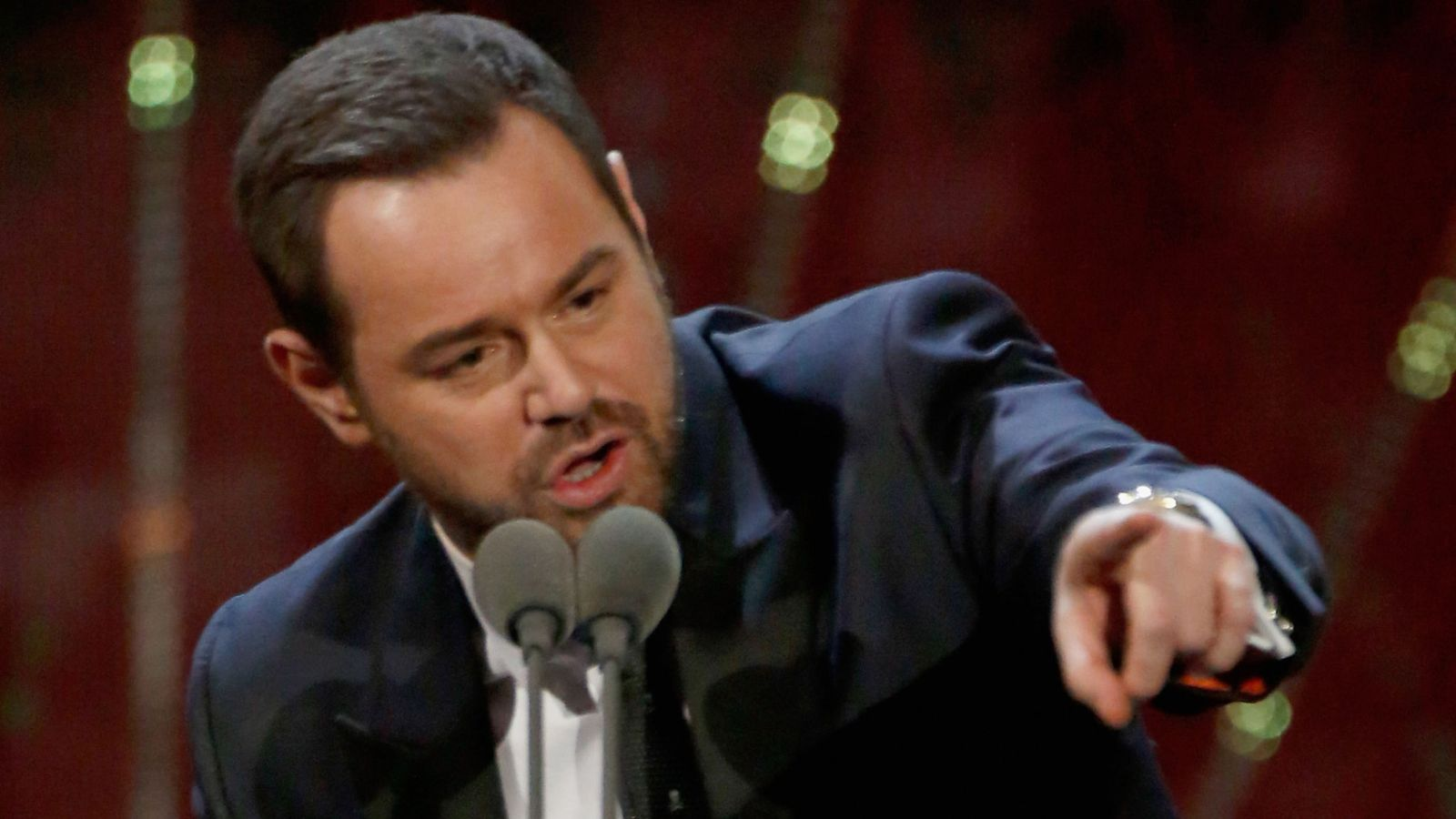 Danny Dyer: a film dedicated to Harold Pinter