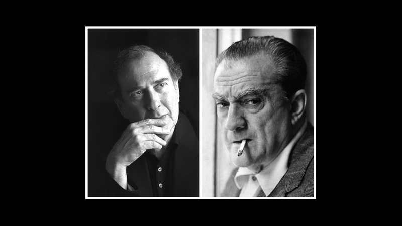 E Pinter fischiò Visconti