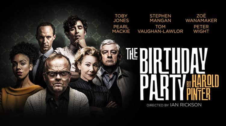 The Birthday Party at Harold Pinter Theatre
