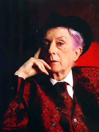 The time Quentin Crisp inspired Pinter