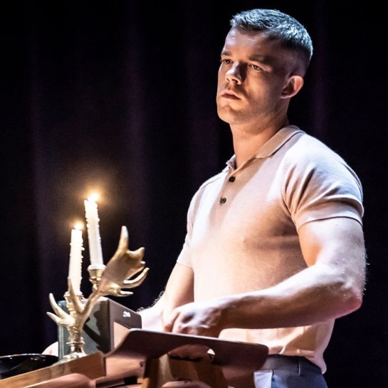 Pinter at the Pinter: Russell Tovey